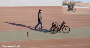Self Driving Bike – A Reality