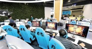 The Stereotypical Internet Cafe in China