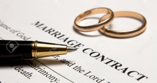 Is Marriage a Business Contract?