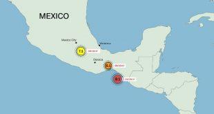 Earthquakes Rattle Mexico