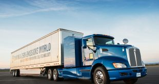 Hydrogen Fueled Trucks