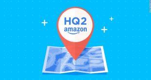 Amazon's HQ2 Location