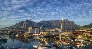 The Dry Spell of Cape Town