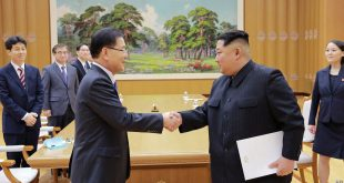The Two Koreas: What Happens at the End of an Era?