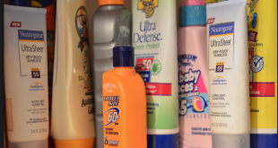 Sunscreen Ban to Protect Environment