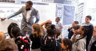 Lebron James' I Promise School