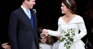 Princess Eugenie of England Ties the Knot