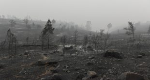 California Wildfires Still Ongoing