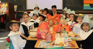 Thanksgiving Traditions in School