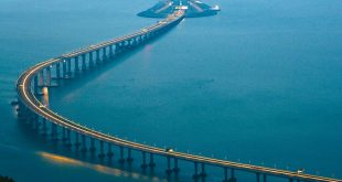 Zhuhai Bridge Construction