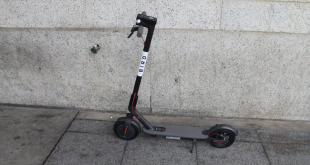 Electronic Scooters vs Bones