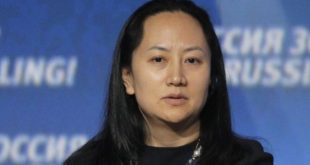 Huawei CEO Arrested