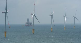 Offshore Wind Farm Sold at Record Price