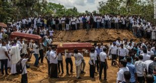 250 Dead in Terrorist Attack in Sri Lanka